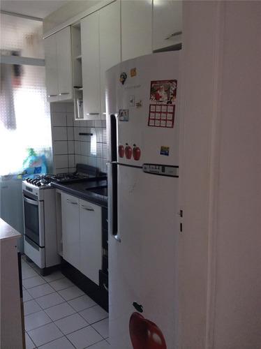 apartamento  residencial à venda, jardim independência, são paulo. - ap1806