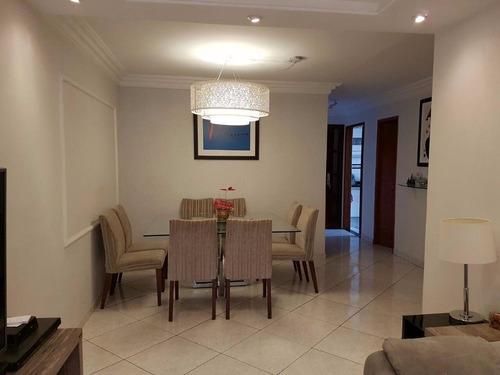 apartamento residencial à venda, jardim independência, são paulo. - ap3044