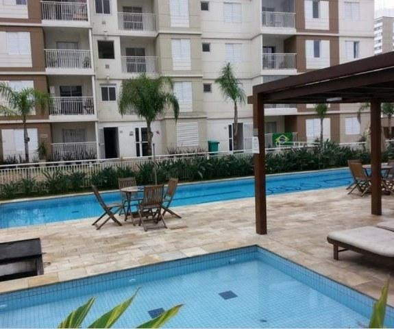 apartamento residencial à venda, jardim independência, são paulo. - ap3291