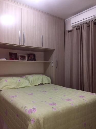 apartamento residencial à venda, jardim independência, são paulo. - ap3329