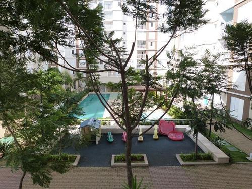 apartamento residencial à venda, jardim independência, são paulo. - ap3508