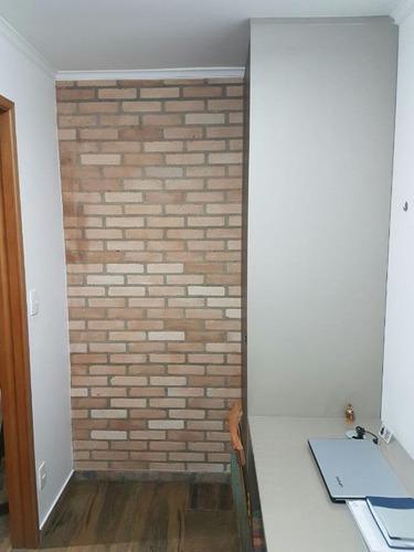 apartamento residencial à venda, jardim independência, são paulo. - ap4069