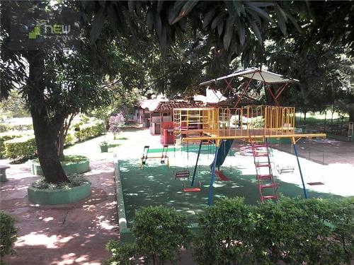 apartamento  residencial à venda, jardim interlagos, ribeirão preto. - ap0283