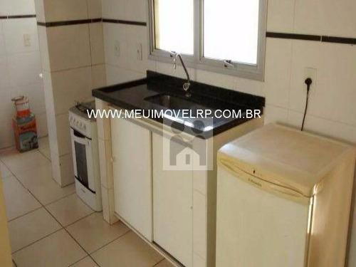 apartamento residencial à venda, jardim interlagos, ribeirão preto - ap0517. - ap0517