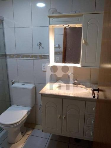 apartamento residencial à venda, jardim interlagos, ribeirão preto - ap0786. - ap0786