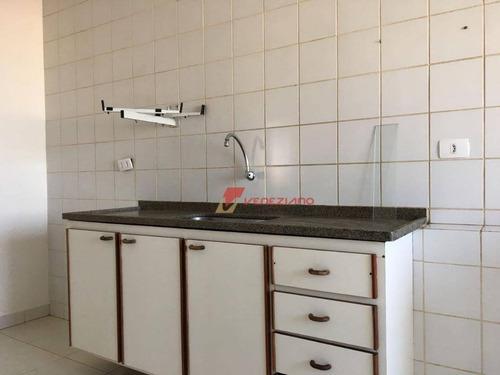 apartamento residencial à venda, jardim ipanema, piracicaba. - ap0474