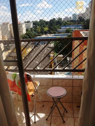 apartamento residencial à venda, jardim iporanga, guarulhos. - codigo: ap2823 - ap2823
