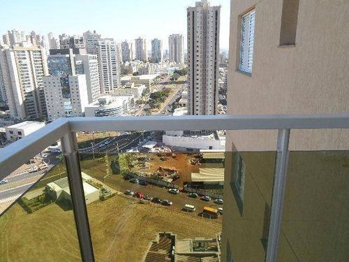 apartamento residencial à venda, jardim irajá, ribeirão preto. - ap0023