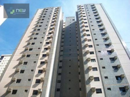 apartamento  residencial à venda, jardim irajá, ribeirão preto. - ap0157