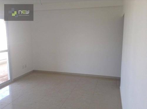 apartamento residencial à venda, jardim irajá, ribeirão preto. - ap0850
