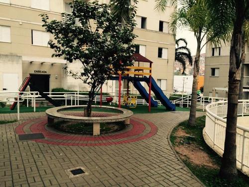apartamento residencial à venda, jardim irajá, são bernardo do campo. - codigo: ap0182 - ap0182