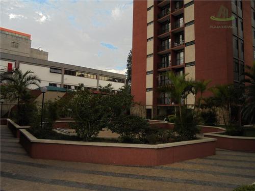 apartamento residencial à venda, jardim íris, são paulo. - ap0137