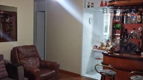apartamento residencial à venda, jardim íris, são paulo. - ap4956