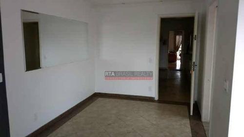 apartamento residencial à venda, jardim itacolomi, são paulo. - ap0491