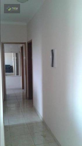 apartamento residencial à venda, jardim itaporã, ribeirão preto. - ap0837