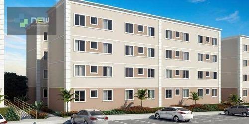 apartamento residencial à venda, jardim josé sampaio júnior, ribeirão preto. - ap0732