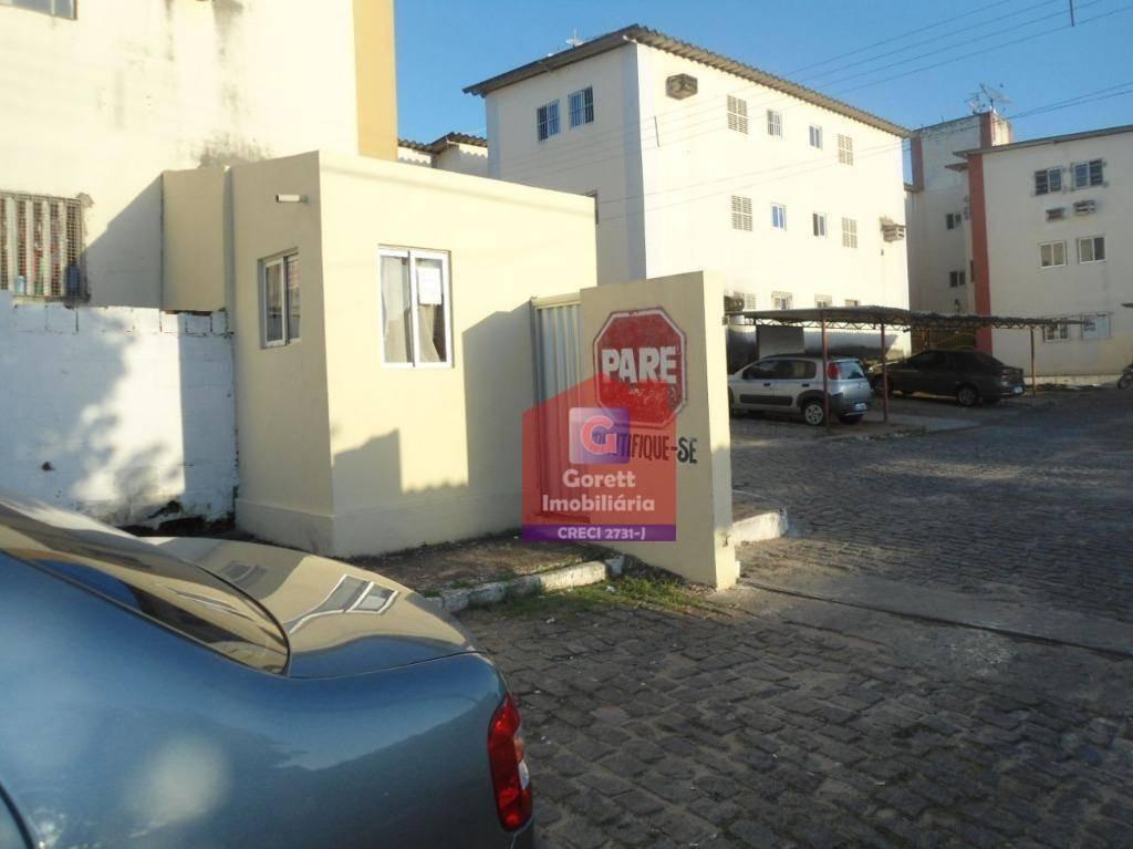 apartamento residencial à venda, jardim lola, são gonçalo do amarante.v0589 - ap0300