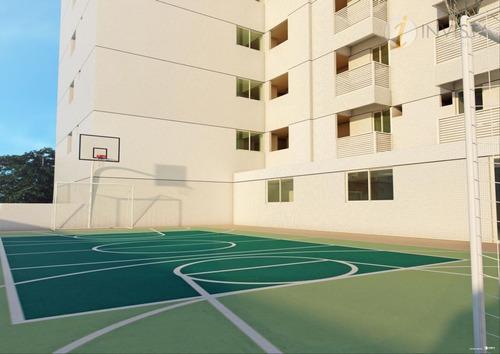 apartamento  residencial à venda, jardim luna, joão pessoa. - ap3598