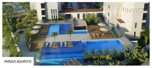 apartamento  residencial à venda, jardim luna, joão pessoa. - ap4853