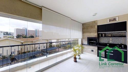apartamento residencial à venda, jardim madalena, campinas. - ap0290
