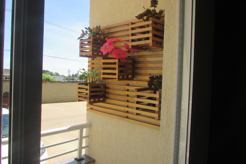 apartamento residencial à venda, jardim marajoara, nova odessa. - codigo: ap0315 - ap0315
