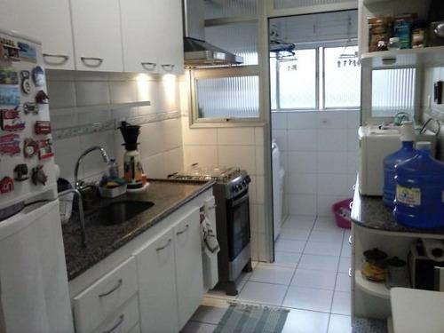 apartamento residencial à venda, jardim marajoara, são paulo - ap0902. - ap0902