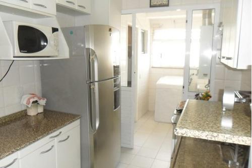 apartamento residencial à venda, jardim marajoara, são paulo - ap0975. - ap0975