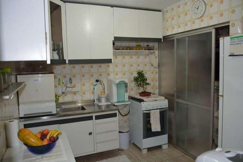 apartamento  residencial à venda, jardim marajoara, são paulo. - ap1468