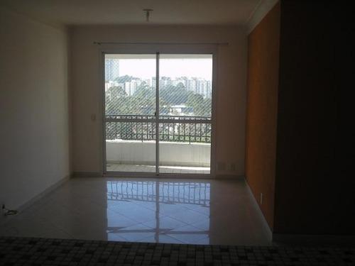 apartamento residencial à venda, jardim marajoara, são paulo - ap1745. - ap1745