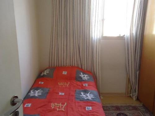 apartamento residencial à venda, jardim marajoara, são paulo - ap1782. - ap1782