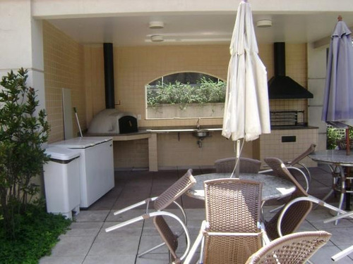 apartamento residencial à venda, jardim marajoara, são paulo - ap2065. - ap2065