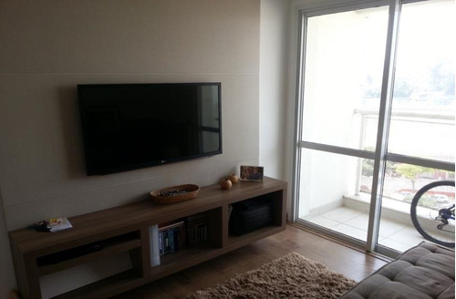 apartamento residencial à venda, jardim marajoara, são paulo - ap2407. - ap2407