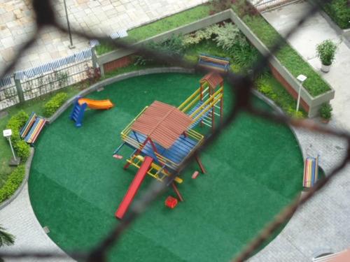 apartamento residencial à venda, jardim marajoara, são paulo - ap2423. - ap2423