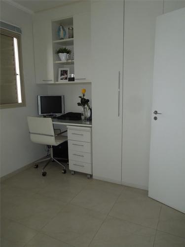 apartamento residencial à venda, jardim marajoara, são paulo - ap2439. - ap2439