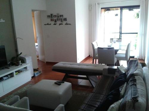 apartamento  residencial à venda, jardim marajoara, são paulo. - ap2636