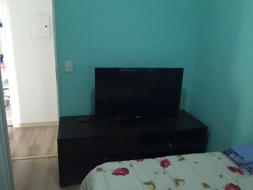 apartamento residencial à venda, jardim marajoara, são paulo - ap2708. - ap2708