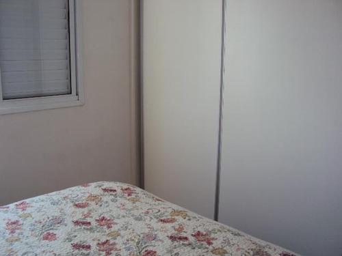 apartamento  residencial à venda, jardim marajoara, são paulo. - ap2731