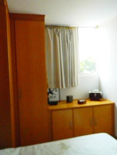 apartamento  residencial à venda, jardim marajoara, são paulo. - ap2774