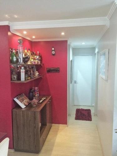 apartamento residencial à venda, jardim marajoara, são paulo - ap2776. - ap2776