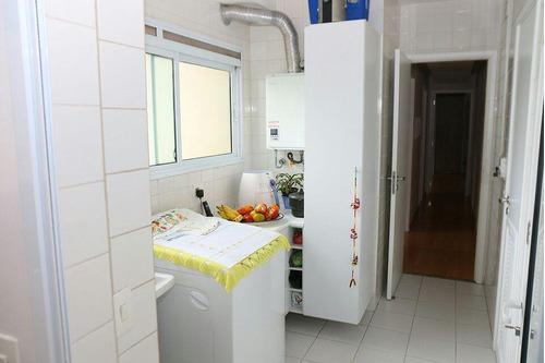 apartamento  residencial à venda, jardim marajoara, são paulo. - ap2890