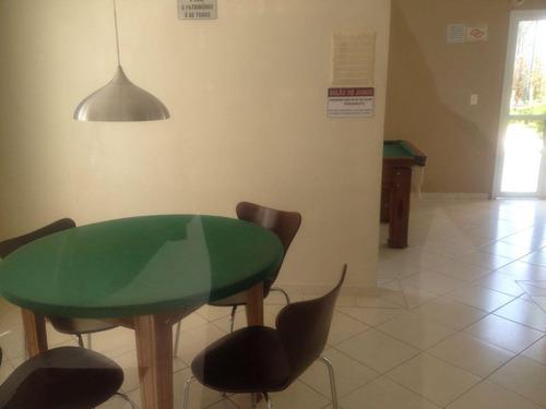 apartamento residencial à venda, jardim marajoara, são paulo - at0004. - ap3248
