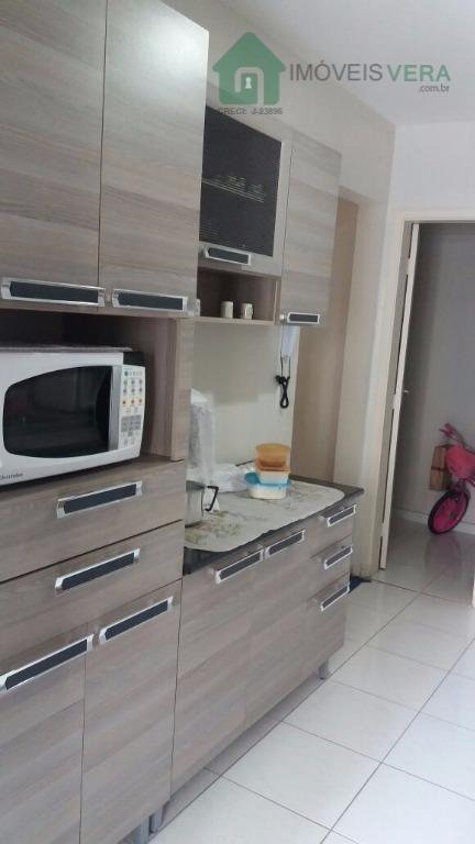 apartamento residencial à venda, jardim maria rosa, taboão da serra. - ap0235
