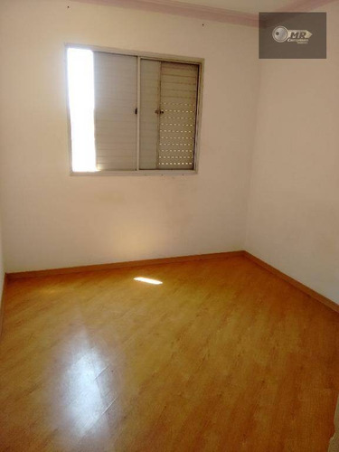 apartamento residencial à venda, jardim miranda, campinas. - ap0832