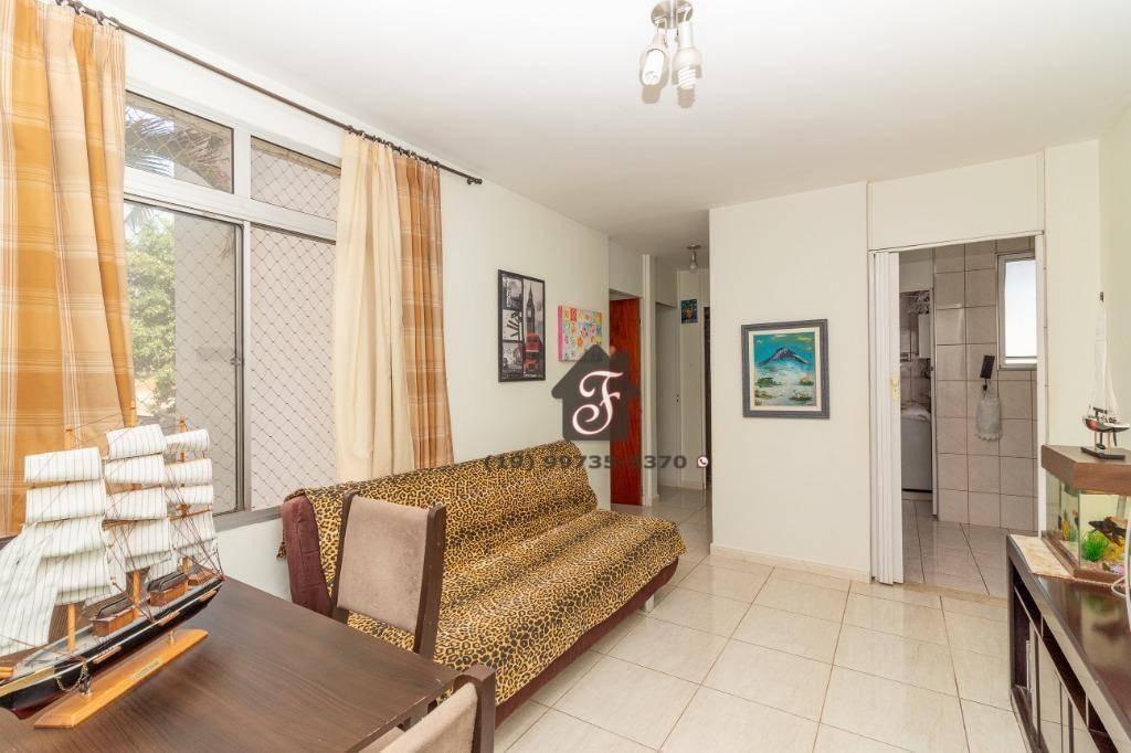 apartamento residencial à venda, jardim miranda, campinas. - ap1187