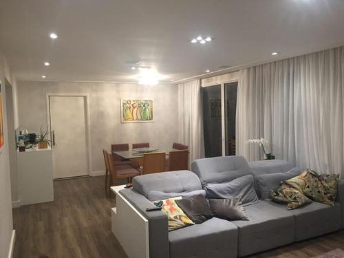 apartamento residencial à venda, jardim monte kemel, são paulo. - ap0093