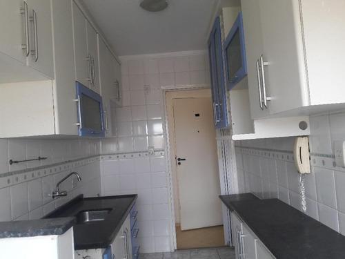 apartamento residencial à venda, jardim norma, são paulo. - ap8102