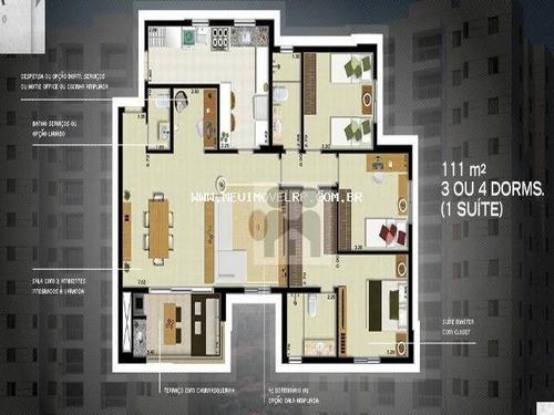 apartamento residencial à venda, jardim nova aliança sul, ribeirão preto - ap0067. - ap0067