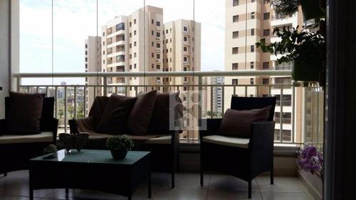 apartamento residencial à venda, jardim nova aliança sul, ribeirão preto. - ap0723