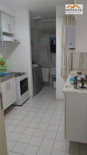 apartamento residencial à venda, jardim nova europa, campinas. - ap0178