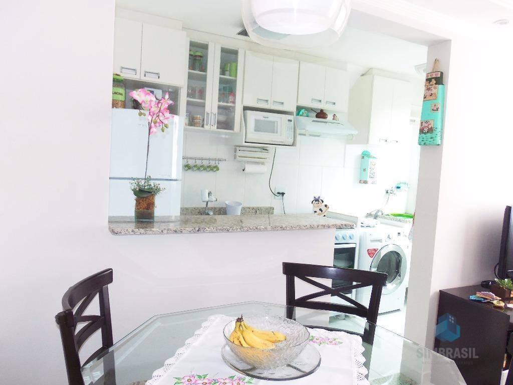 apartamento residencial à venda, jardim nova europa, campinas. - ap0279